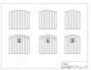 ARCH GATES