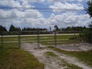 COMERCIAL GALVANIZED CHAIN LINK